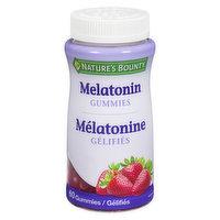 Nature's Bounty - Melatonin Gummies Strawberry