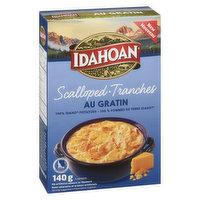 Idahoan - Instant Scalloped Potatoes - Au Gratin, 140 Gram