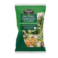 Taylor Farms - Dill Pickle Chopped Kit, 333 Gram