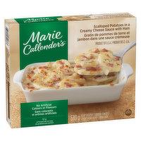 Marie Callender's - Scalloped Potatoes With Creamy Cheese Sauce & Ham, 680 Gram