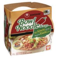 Nong Shim - Bowl Noodle Soup - Spicy Kimchi Flavour, 86 Gram