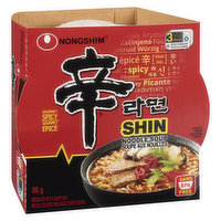 Allows you to use hot temperatures of the microwave to cook better noodles. BPA free. 0mg cholesterol.