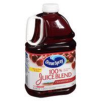 Ocean Spray - 100% Juice Blend - Cranberry