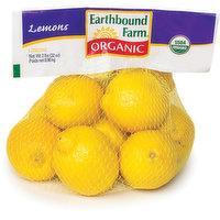 Earthbound Farm - Organic Lemons, 2lb