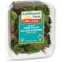 Pre-Washed. Herb Mix is a colourful mixture of lettuce, with bursts of Parsley, Cilantro and dill - ideal for salads.