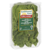 Earthbound Farm - Organic Power Greens, 284 Gram