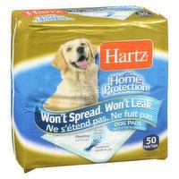 Hartz Hartz - Home Protection Dog Pads, 50 Each