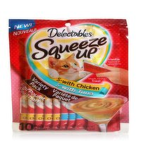 Delecto - Squeeze Ups - Variety Pack, 10 Each