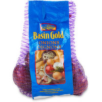 Onions - Red - Mesh Bag 3lb