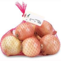 Onions - Organic, Medium 3lb