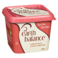 Earth Balance - Buttery Flavour Spread Soy Free