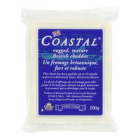 Coombe Castle - Coastal Cheddar Cheese