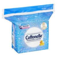 Cottonelle - Flushable Cleansing Cloths - Fresh Care