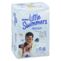 Huggies - Little Swimmers Disposable Swimpants - Large, 17 Each