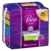 Poise - Incontinence Protection, 44 Each