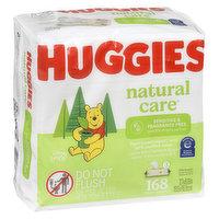 Huggies Huggies - Natural Care Wipes, 3 Each