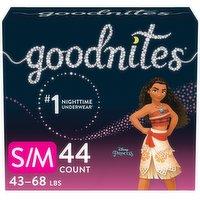 Goodnite Goodnite - Youth S/M Girl Giga, 44 Each