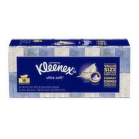 Kleenex - Ultra Soft Bundle Pack Tissues, 16 Each