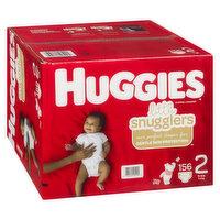 HUGGIES Pull-Ups - Pull-Ups Little Snug Meg Colossal S2, 156 Each