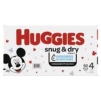 HUGGIES Pull-Ups - Snug & Dry Diapers Size 4