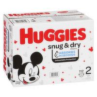 HUGGIES Pull-Ups - Pull-Ups Snug N Dry S2 Giga