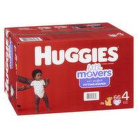 HUGGIES Pull-Ups - Little Movers Giga Jr - Size 4
