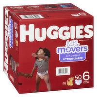 HUGGIES Pull-Ups - Little Movers Giga Jr - Size 6