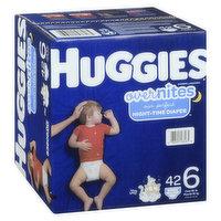 HUGGIES Pull-Ups - Overnites Giga - Size 6