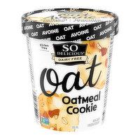 So Delicious - Oat-Based Frozen Dessert - Oatmeal Cookie, 500 Millilitre