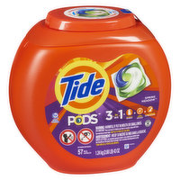Tide - Pods Laundry Detergent - Spring Medow