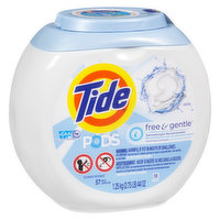 Tide - Pods Laundry Detergent - Free And Gentle