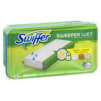 Swiffer - Sweeper Wet Refills - Lavender & Vanilla, 24 Each