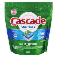 Cascade Cascade - All In 1 Action Tabs Fresh Scent., 20 Each