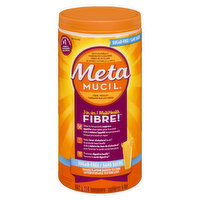 Metamucil Metamucil - 3in1 Multi Health Fibre Orange, 660 Gram
