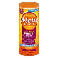 Metamucil - 3in1 Multi Health Fibre Orange Smooth 75% Less