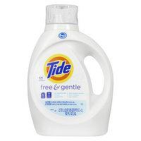 Tide Tide - Liquid HE Free 64 Loads, 2.72 Litre