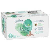 Pampers Pampers - Pure Protection - Size 1 Super Pack, 82 Each
