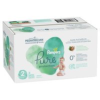 Pampers - Pure Protection Diapers - Size 2