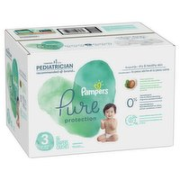 Pampers Pampers - Pure Protection Diapers - Size 3, 66 Each
