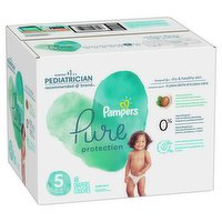 Pampers - Pure Protection Diapers - Size 5
