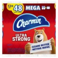 Charmin Charmin - Ultra Strong Bathoom Tissue, 12 Each
