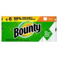 Bounty - Single Plus 4 Rolls Equal 6, 4 Each