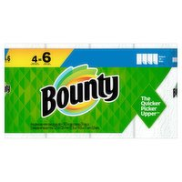 Bounty - Select A Size 4 Rolls Equal 6, 4 Each