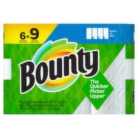 Bounty - Select A Size 6 Rolls Equal 9, 6 Each