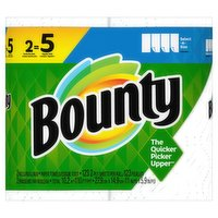 Bounty - Select A Size 2 Rolls Equal 5, 2 Each