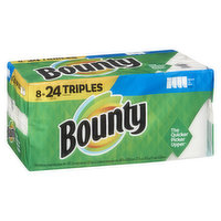 Bounty - Select A Size 8 Rolls Equal 24, 8 Each