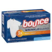 Iron less. Reduce static. Extra softness. Lasting scent.
