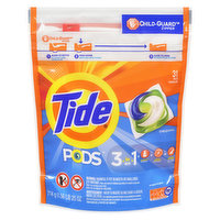 Tide - Pods 3in1 Laundry Detergent Original