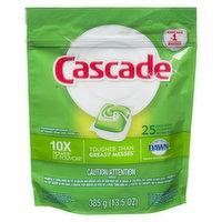 Cascade Cascade - Action Pacs Fresh Scent Dawn, 25 Each