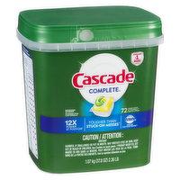 Cascade - Action Pacs - Lemon Dawn, 72 Each